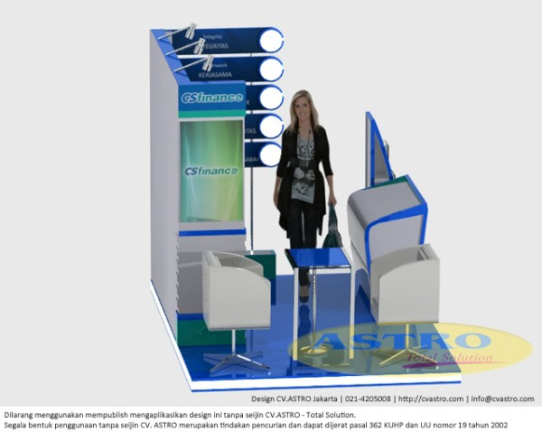 Mini Booth Design Booth-design-jakarta