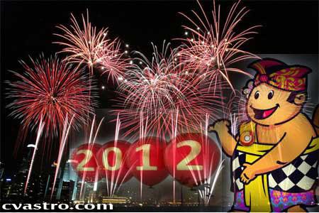 tahun baru 2012