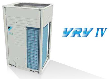 AC VRV 4 Daikin