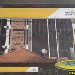 Produksi Fascia Neon Sign Bank Mantap (Mandiri Taspen Pos)