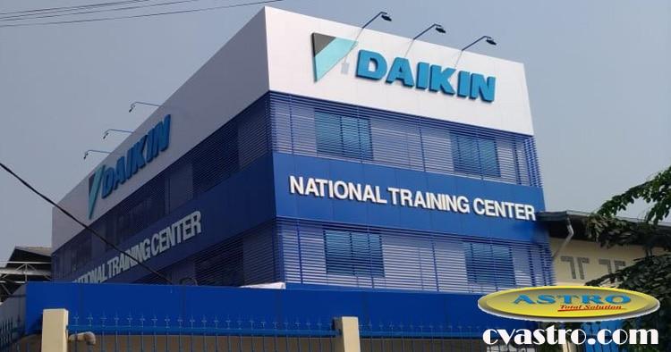 Daikin Dirikan Pusat Pelatihan AC Indonesia [Terlengkap]