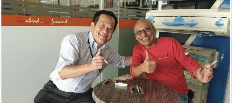 Kunjungan Mitsubishi Electric ke ASTRO Total Solution